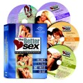 Better Sex Sexplorations Set Volumes 1-3 DVD + Free Music CD Sinclair Institute