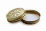 70mm Daisy Perforated Air Freshener Mason Jar Lid for 63mm Jars