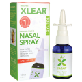 Saline Nasal Spray with Xylitol 1.5 fl oz(45ml) Xlear