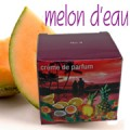 Creme de Parfum Tropical Collection Melon D'Eau No. 9 0.35 oz Cream Perfume Co