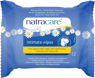 Intimate Feminine Wipes Organic Cotton 12/Pack Natracare