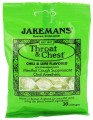 Throat & Chest Lozenges Flavored 30-CT Jakemans