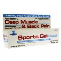 Sports Gel for Trauma Pro Formula 2.5 oz Boericke Tafel Homeopathics