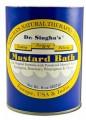 Mustard Bath Detox Dr. Singha's