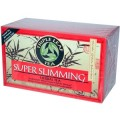 Ancient Chinese Medicinals Super Slimming Herbal Tea 20 Tea Bags Triple Leaf Tea
