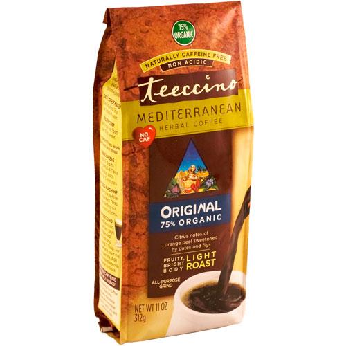 Teeccino mediterranean herbal coffee