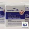 "Fleischmann's Instant Dry Yeast Hi-Active ""Red"" 1 lb"
