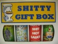 Shitty Hot Sauce Gift Box 4-PC