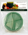 Handy Pantry Sprouting Jar Strainer Lid Wide Mouth