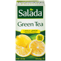 Green Tea Fruit Infusions Lively Lemon 20 Bags Salada