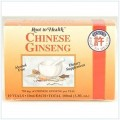 Chinese Ginseng 750mg Alcohol-Free Liquid Extractum 10ml x 10 Vials Hsu's Root to Health