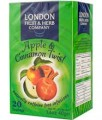 Apple & Cinnamon Twist Herbal Tea Infusion 20 Bags London Fruit & Herb