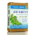 Ayurvedic Soap Tulsi Organic Neem Bar Soap 2.75 oz(78g) Auromere