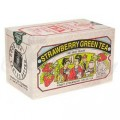Strawberry Tea Mlesna Ceylon Green Tea Tea Flavored Metropolitan