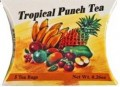 Black Tea Tropical Blast Flavored 5 Tea Bags Pocket Pack Fortunes Int'l CLOSEOUT SALE
