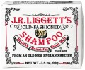 Shampoo Bar Old-Fashioned Original Fragrance-Free 3.5 oz/99g J.R. Liggett's