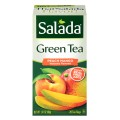 Green Tea Fruit Infusions Peach Mango 20 Bags Salada