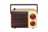 Ikono++ Classic Wooden Radio 2-Bands Magno
