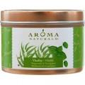Vitality Soy VegPure Votive Candle 2.8 oz Tin Aroma Naturals