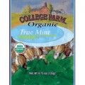 College Farm Organic Hard Candy True Mint 4.75 oz/135 g