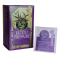 Ancient Chinese Medicinals Blood Pressure Herbal Tea 20 Tea Bags Triple Leaf Tea