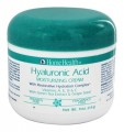Hyaluronic Acid Moisturizing Cream 4 oz. (113 g) Home Health