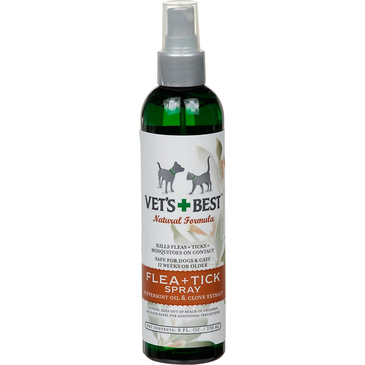 Natural Flea Spray Vets Best