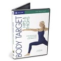 Body Target Hips and Thighs with Jillian Hessel & Suzanne Deason 60 min DVD
