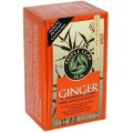 Ancient Chinese Medicinals Ginger Root Herbal Tea 20 Tea Bags Triple Leaf Tea