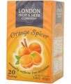 Orange Spicer Herbal Tea Infusion 20 Bags London Fruit & Herb