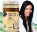 Coconut Oil Raw Organic Extra Virgin 32 oz Garden of Life