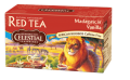 Rooibos African Red Tea Madagascar Vanilla 20 Bags Celestial Seasonings