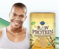 Raw Protein Beyond Organic Protein Formula 622g(22oz) Garden of Life