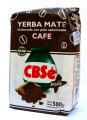 Yerba Mate Elaborada Con Palo Cafe Coffee Flavored 500g(1.1 lbs) CBSe