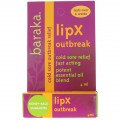 Baraka Lipx Cold Sore Outbreak 4ml tube