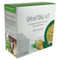 Sprouting Kit Complete Kitchen Counter Sprout Graden with Trays, Lids, Bases & Seeds Handy Pantry