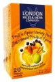 Fruit & Spice Sampler Herbal Tea Infusion 20 Bags London Fruit & Herb