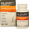 NuHair Hair Rejuvenation Regrowth for Men Step 1 60 Tabs Natrol