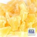 Pineapple Bits Low Sugar No Sulfur Bulk