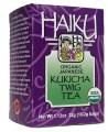 HAIKU Japanese Kukicha Twig Organic Tea Bags/Loose Bulk