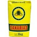 Canarias Yerba Mate No Stem (Sin Palo) 2.2 lbs/1 kg