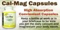 Cal-Mag 240 Capsules 800 mg/400 mg Vital-Earth Minerals