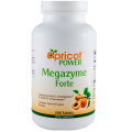 MEGAzyme Forte: Pancreatic Enzyme 200 Tabs Apricot Power